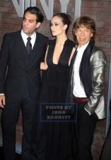 BOBBY CANNAVALE,OLIVIA WILDE,MICK JAGGER,, at HBO premiere of ''VINYL'' at Ziegfeld Theatre 1-15-2016 John Barrett/Globe Photos 2016