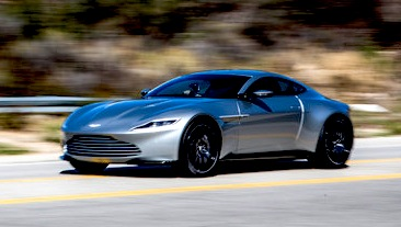 The Aston Martin DB10 is a bespoke two-door coupé created for the James Bond film Spectre.
