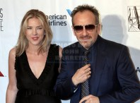 ELVIS COSTELLO ,DIANE KRALL at Songwriters Hall of Fame at NY Marquis Hotel 6-9-2016 John Barrett/Globe Photos 2016