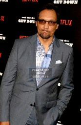 JIMMY SMITS at NY Premiere of ''The Get Down'' at Lehman Center for the Performing Arts 250 Bedford Park Blvd,Bronx 8-11-2016 Photos by John Barrett/Globe Photos 2016