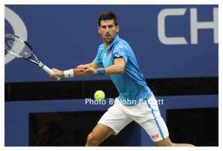 NOVAK DJOKOVIC at Tennis US Open Day 14 at Flushing Meadow Park,Queens 9-11-2016 John Barrett/Globe Photos 2016