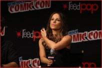 KATE BECKINSALE at panel for new movie ''Underworld:Blood Wars'' at NY Comic Con at Javits Center 10-7-2016 Photos by John Barrett/Globe Photos 2016