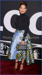ELIZABETH RODRIGUEZ at Screening of ''LOGAN'' at Rose Theater Jazz at Lincoln center time warner center 2-24-2017 Photo by John Barrett/Globe Photos 2017