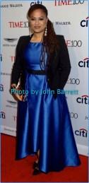 AVA DUVERNAY at TIME 100 Gala at Frederick P.Rose Hall at Lincoln Center 59st and Columbus Ave 4-25-2017 John Barrett/Globe Photos 2017