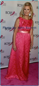 SANDRA LEE at Breast cancer research foundation to launch ''Super Nova'' hot pink party at park ave armory 5-12-17 John Barrett/Globe Photos 2017