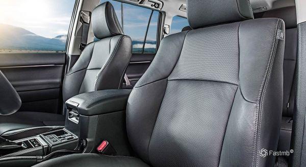 Toyota Land Cruiser Prado 2017 технические характеристики ...