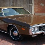 Rare 1973 Dodge Charger Muscle Car