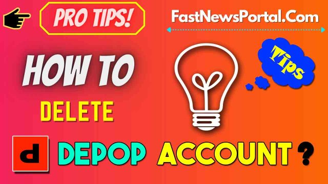 How to Delete Depop Account Permanently Full Guidance 17