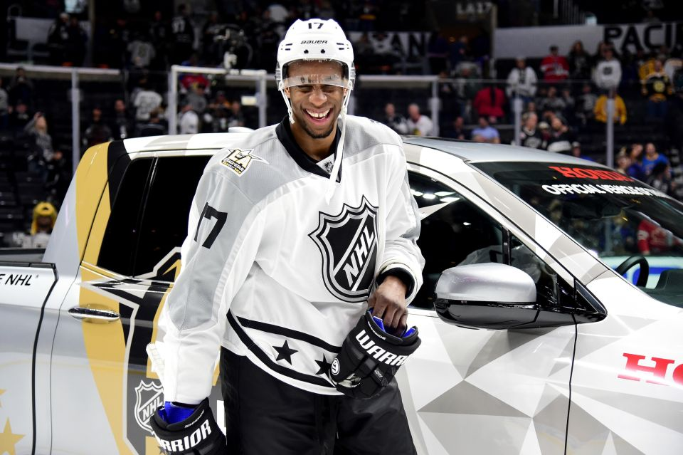 GIVE THAT MAN A TRUCK! FLYER SIMMONDS WINS NHL ALL-STAR MVP! | Fast Philly  Sports