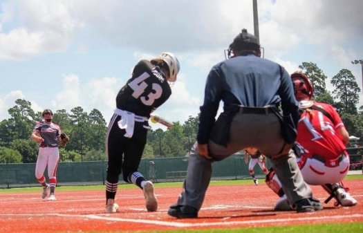Leighann Goode Texas Bombers Shortstop