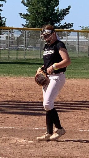 Kaitlyn Terry 2023 LHP Arizona Storm Appel