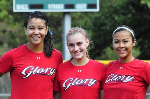 Virginia Glory Team Chemistry