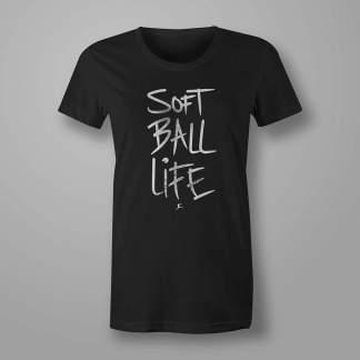 Softball Life – Fastpitch Tees Softball Tshirt