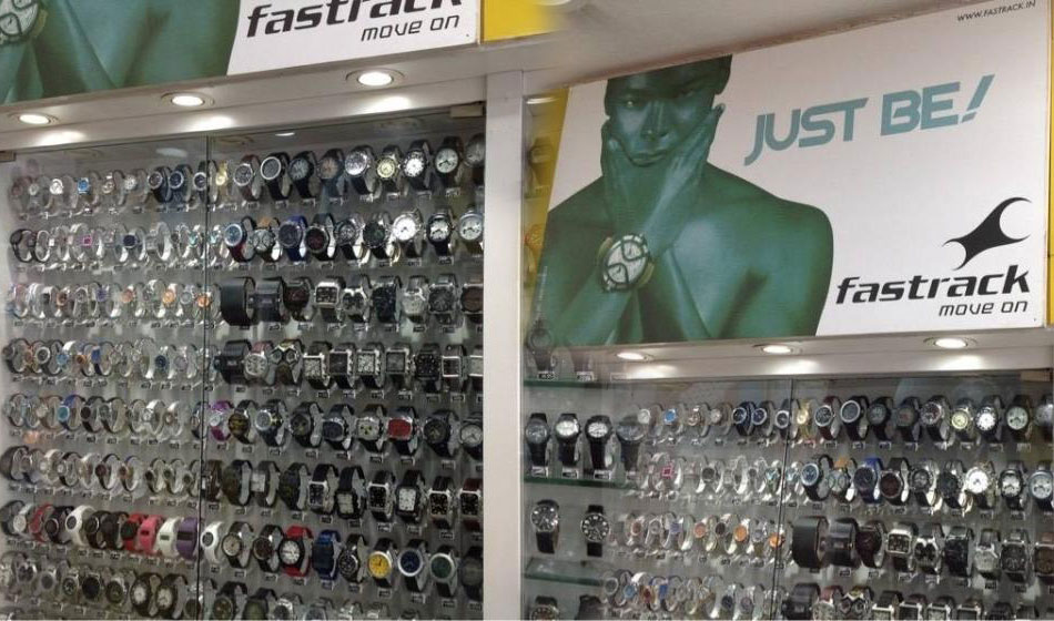 Original Fastrack Watch Showroom in Dhaka