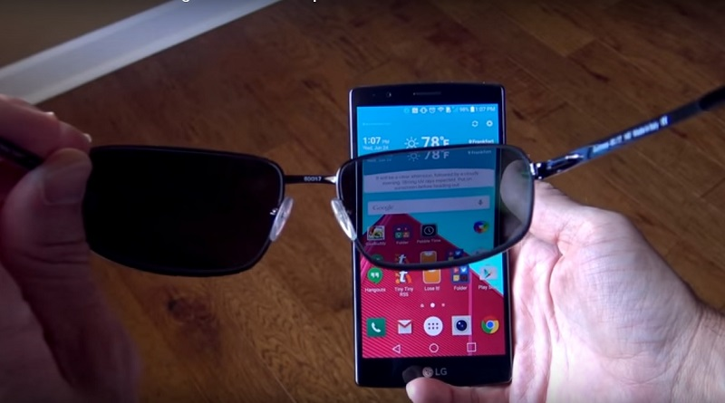 Test Sunglass Polarization with Smartphone