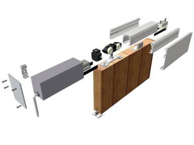 Auto Operating Sliding Door Systems
