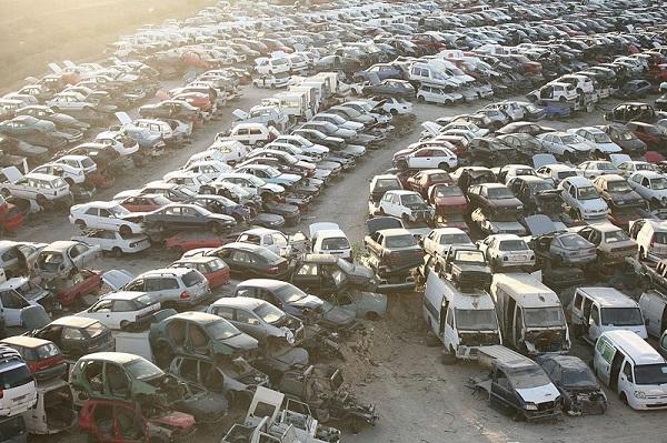 Scrap Car Yard Ajax