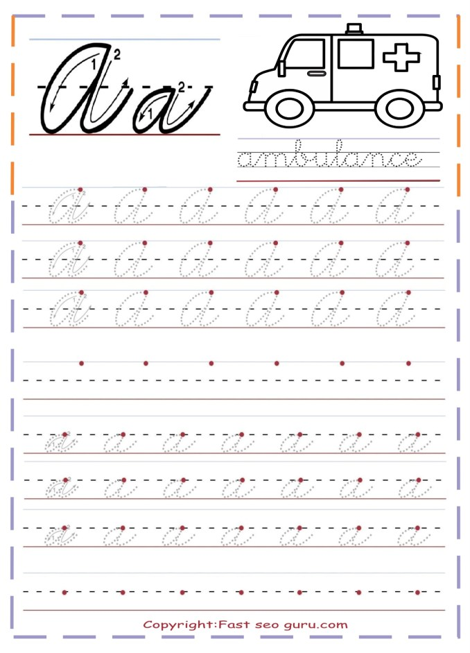 Results For Free Handwriting Practice Worksheets Uk