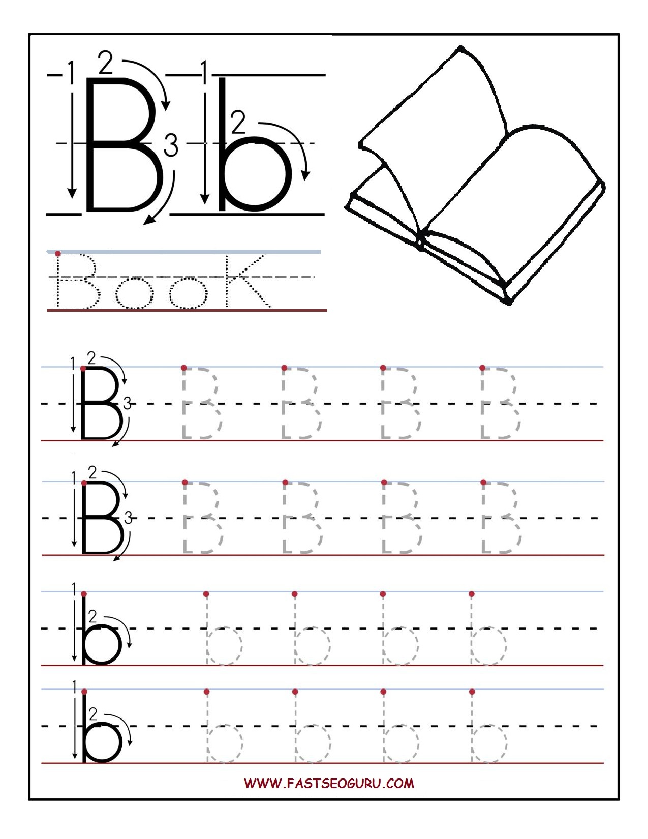 Set Of 3 Laminated Alphabet Amp Number Sheets For Writing