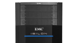 Isilon network