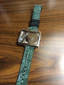 MicroDrive watch SFD7 yankee swap