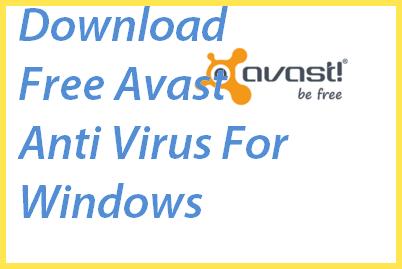 Avast Windows 10