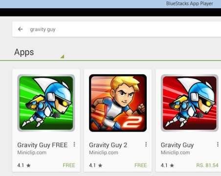 Install Gravity Guy