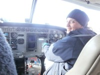 Yep, that's me flying the plane