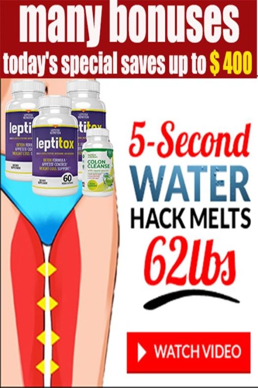 how to lose weight with water fast