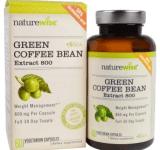 NatureWise, グリーン・コーヒービーンエキス 800、ベジキャップ60錠 - iHerb.com