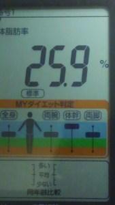 1013体脂肪率