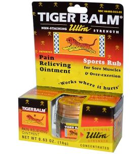 Tiger Balm ウルトラ強力 鎮痛 軟膏