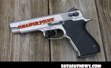 Surajpur police NEWS