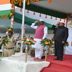 kamal bhan singh_mp_surguja in independent day