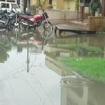 bilaspur rain problem
