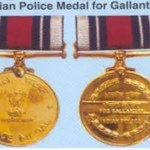 Gallantry Award honored SP Abhishek Meena