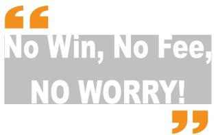 No Win No Fee No Solicitors