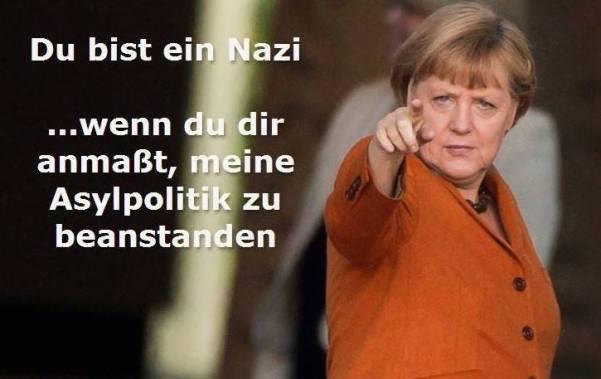 merkel-nazi