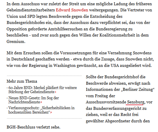 vasall-sensburg