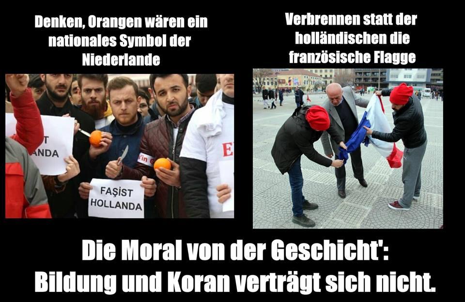 Flüchtlinge Meme