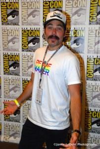 Tim Rozon- Doc Holliday
