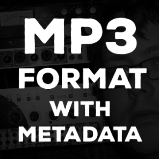 Mp3 version of your master Fat As Funk mastering