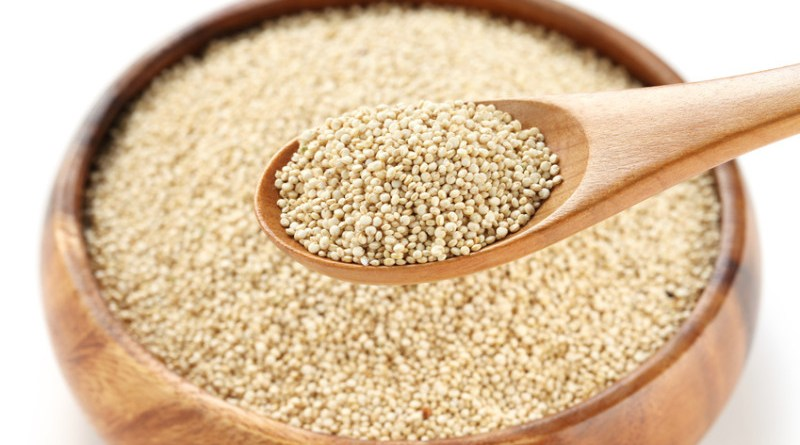 Quinoa to Curb Aging?