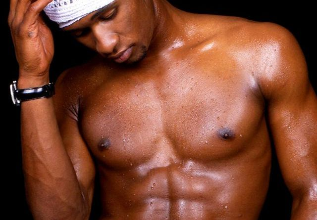 6 Exercises For Rock Hard Abs Like Usher