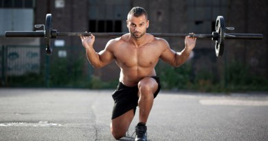 7 Ways to Do Squats to Get More muscle Strength and Power