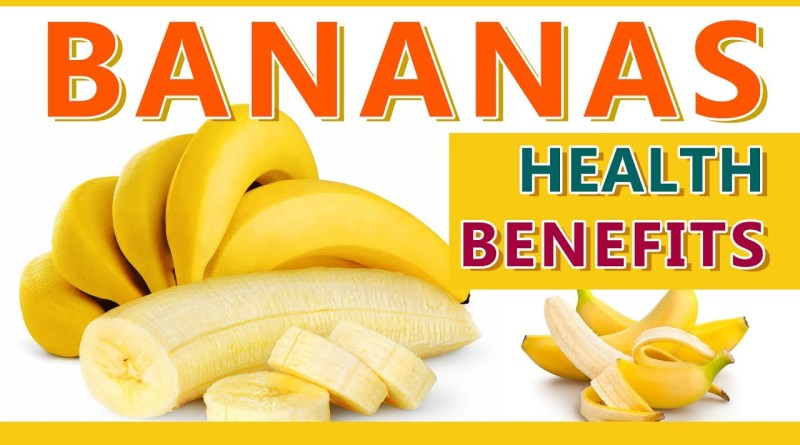 Best Health Benefits of Bananas