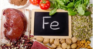 Toxic Effects of Iron on Our Body