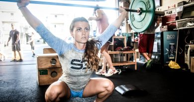 5 Crossfit Training Sessions You Can Do at Home