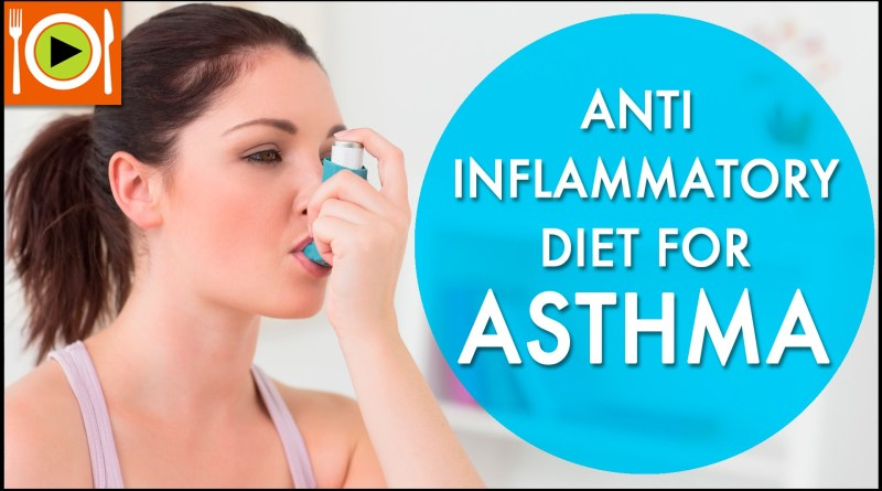 4 Dietary Tips to Relieve Asthma