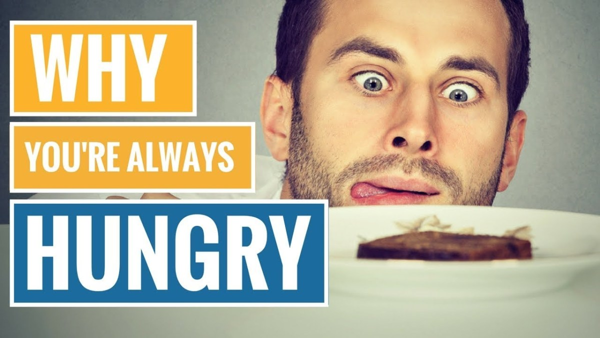Here Why You Are Always Hungry?